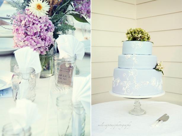 'wedding cake'