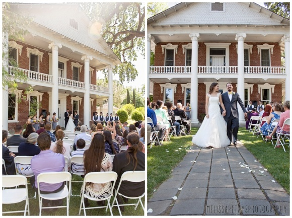 """wedding at Gibson Mansion image"""