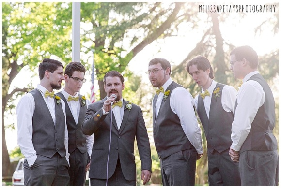 """groom serenading bride picture"""
